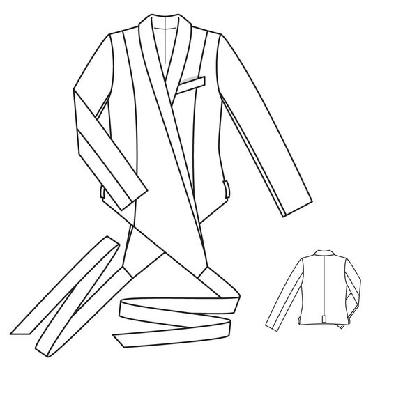 Newsflash Burda Easy Preview Posted furthermore Flat Drawings besides Threshold moreover 3 Patrones Para Hacer Faldas Sin Coser additionally Simplicity Patterns. on asymmetrical skirt