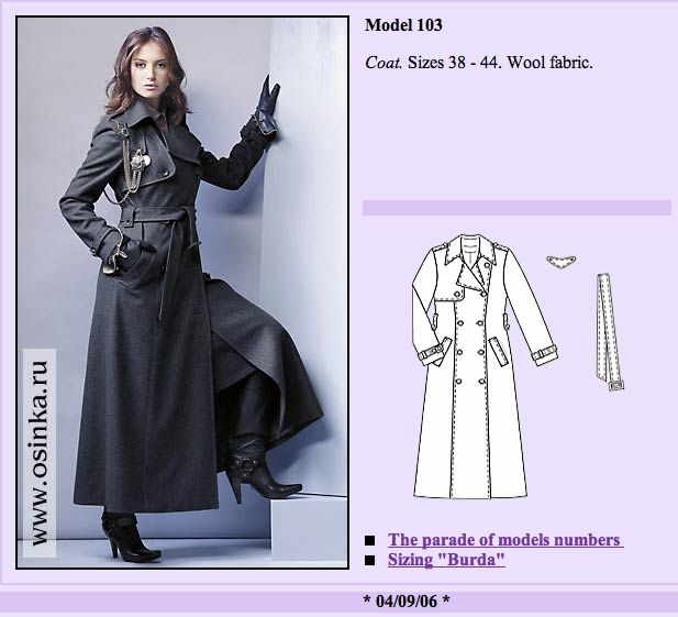 Sewing Plans 2014: Fantasy Sewing – Doctor T Designs