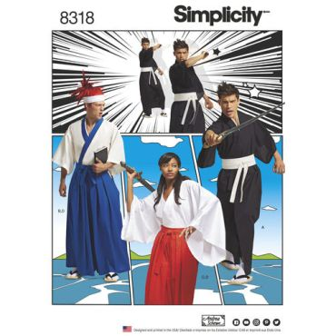 simplicity-costume-pattern-8318-envelope-front