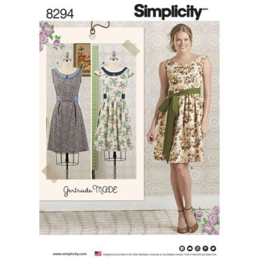 simplicity-dress-pattern-8294-envelope-front