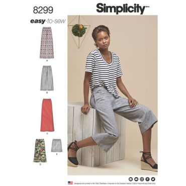 simplicity-skirt-pants-pattern-8299-envelope-front
