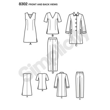 simplicity-sportswear-pattern-8302-front-back-view