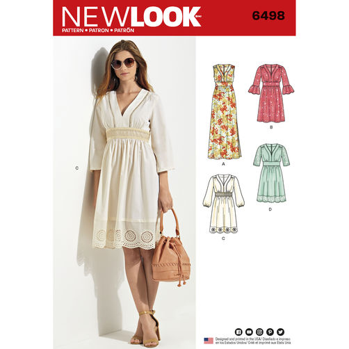 newlook-boho-dress-pattern-6498-envelope-front