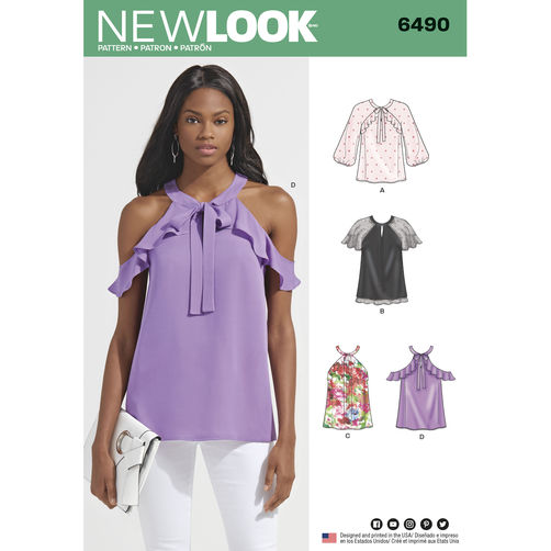 newlook-ruffle-blouse-pattern-6490-envelope-front