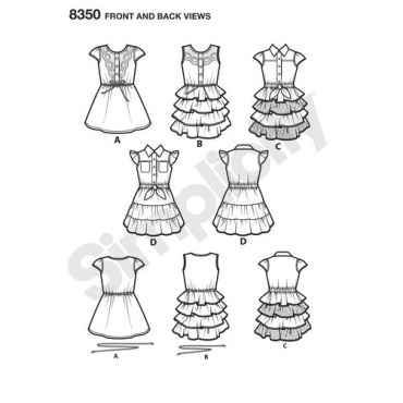 simplicity-american-girl-pattern-8350-front-back-view