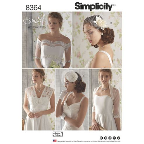simplicity-bridal-accessories-pattern-8364-envelope-front