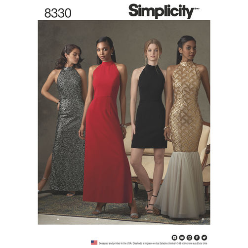Simplicity Patterns February 2017 – Doctor T Designs