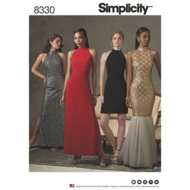 simplicity-gown-mermaid-pattern-8330-envelope-front