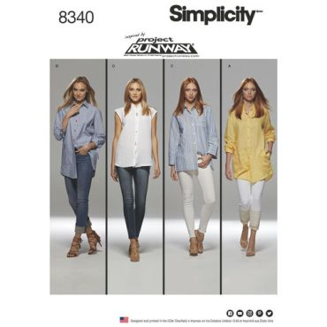 simplicity-long-shirt-pattern-8340-envelope-front