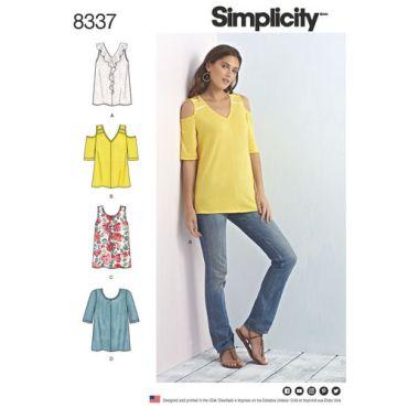 simplicity-ruffle-blouse-pattern-8337-envelope-front