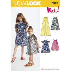 newlook-child-girl-dress-pattern-6522-envelope-front
