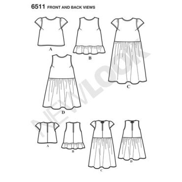 newlook-crop-top-pattern-6511-front-back-view