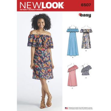 newlook-off-shoulder-pattern-6507-envelope-front