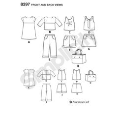 simplicity-american-girl-pattern-8397-front-back-view