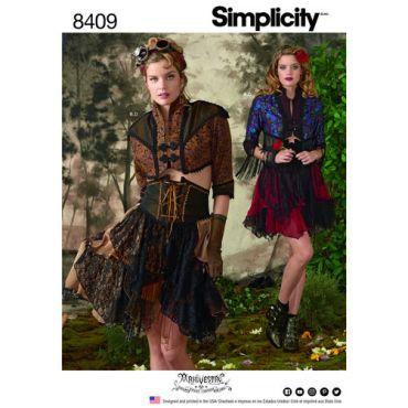 simplicity-corset-skirt-arkivestry-costume-pattern-8409-envelope-front