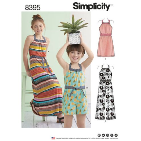simplicity-halter-dress-pattern-8395-envelope-front