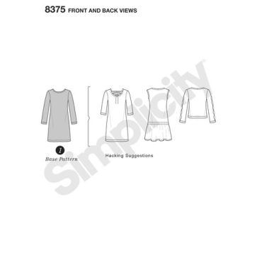 simplicity-pattern-hack-8375-front-back-view
