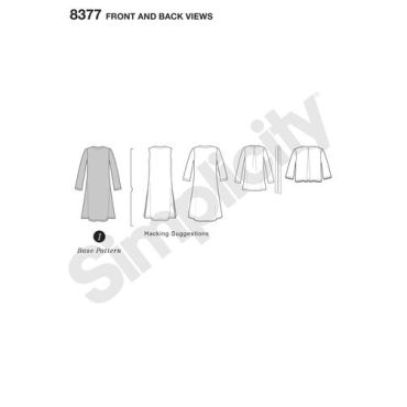 simplicity-pattern-hack-8377-front-back-view