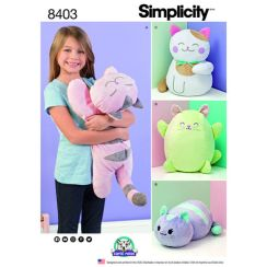 simplicity-stuffed-kitties-pattern-8403-envelope-front