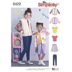 simplicity-children-bomber-pattern-8429-envelope-front