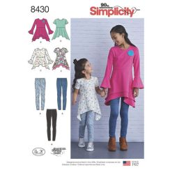 simplicity-children-separates-pattern-8430-envelope-front