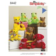 simplicity-felt-stuffies-pattern-8442-envelope-front