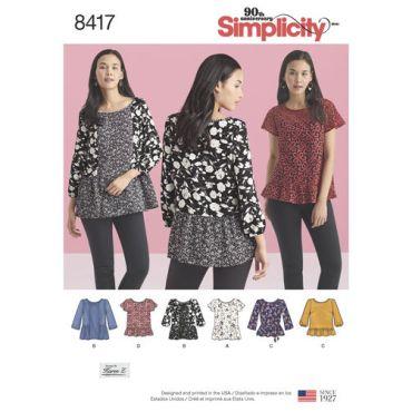 simplicity-top-vest-pattern-8417-envelope-front