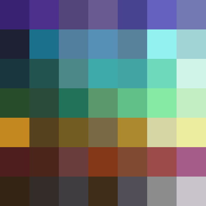 AdobeCC-ColorPalette-FAVS