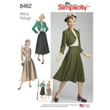 simplicity-1940s-vintage-separates-pattern-8462-envelope-front