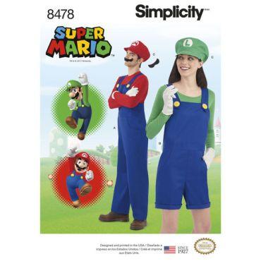 simplicity-mario-luigi-pattern-8478-envelope-front