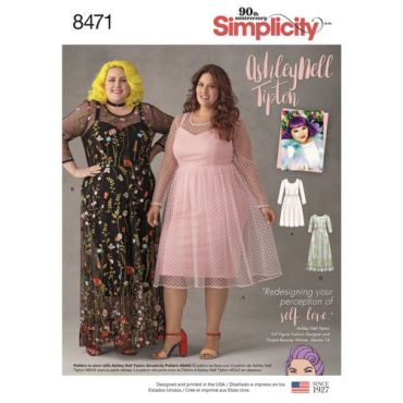 simplicity-plus-size-dresses-pattern-8471-envelope-front