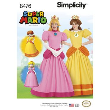 simplicity-princess-peach-pattern-8476-envelope-front