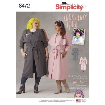 simplicity-soft-trench-coat-pattern-8472-envelope-front