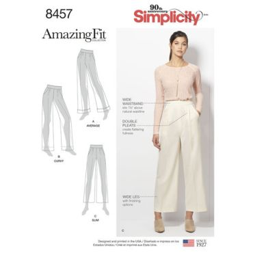 simplicity-wide-leg-trousers-pattern-8457-envelope-front