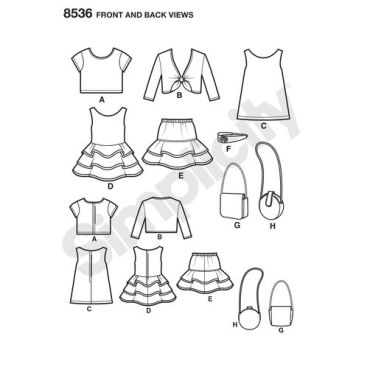 simplicity-american-girl-pattern-8536-front-back-view