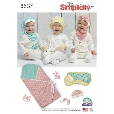 simplicity-baby-accessories-pattern-8537-envelope-front