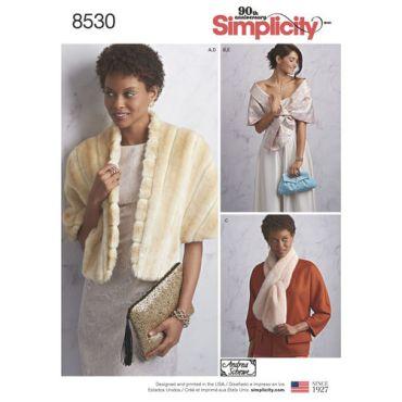 simplicity-fur-accessories-pattern-8530-envelope-front