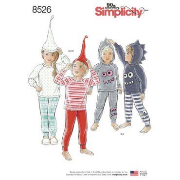 simplicity-kids-loungewear-pattern-8526-envelope-front
