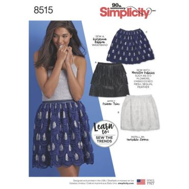 simplicity-party-skirt-pattern-8515-envelope-front