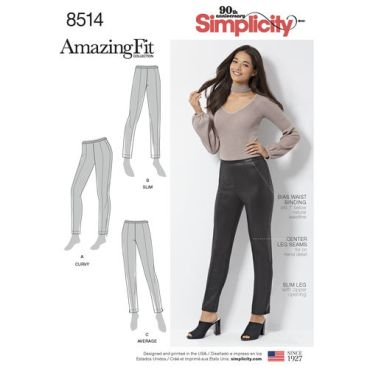 simplicity-skinny-pant-pattern-8514-envelope-front
