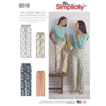simplicity-slim-pjs-pattern-8518-envelope-front
