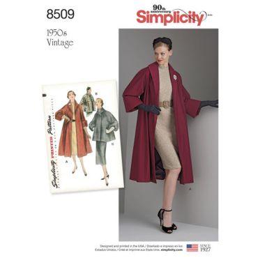 simplicity-vintage-coat-pattern-8509-envelope-front