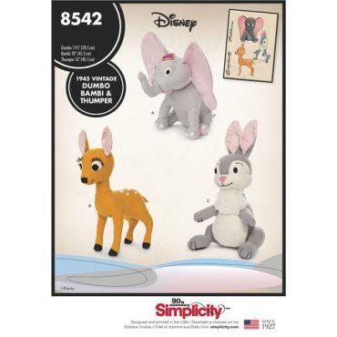 simplicity-vintage-dumbo-bambi-thumper-disney-pattern-8542-envelope-front