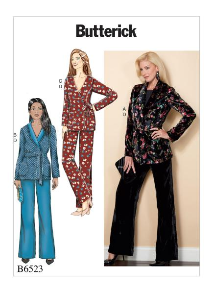 Winter 40 Butterick Patterns Doctor T Designs Best Butterick Patterns
