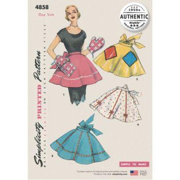 simplicity-craft-1950s-vintage-apron-pattern-4858-envelope-front