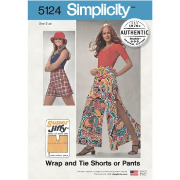 simplicity-craft-1970s-vintage-jiffy-wrap-shorts-pants-pattern-5124-envelope-front