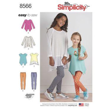 simplicity-girls-tunic-pattern-8566-envelope-front