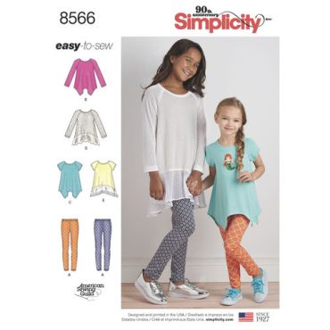 simplicity-girls-tunic-pattern-8566-envelope-front