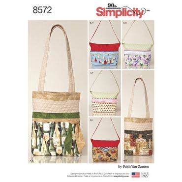 simplicity-handbags-pattern-8572-envelope-front