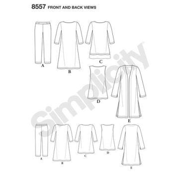 simplicity-knit-sportswear-pattern-8557-front-back-view